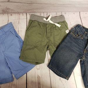 Boys Shorts Lot (5)